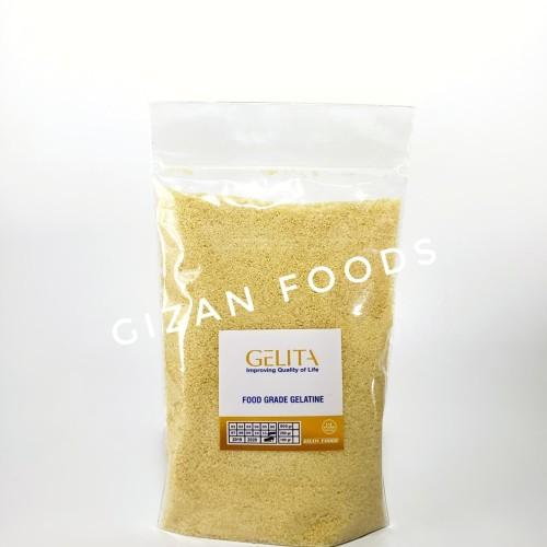 Foto Produk Gelatin Halal Impor Australia Merk Gelita 1 KG dari Gizan Herbal