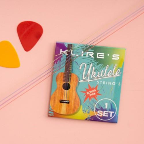 Foto Produk Senar Gitar Ukulele Warna dari KMD Music Store