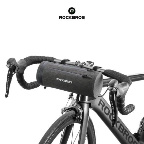 Foto Produk ROCKBROS AS051 Bike Front Handlebar Bag - Tas Depan Sepeda dari Rockbros Indonesia