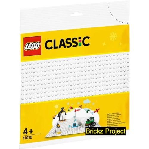 Foto Produk LEGO Classic 11010 White Baseplate dari Brickz Project