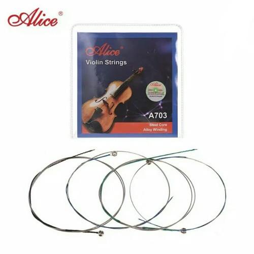 Foto Produk Senar biola Alice A703 violin strings Alice 703 dari Kreisler Shop