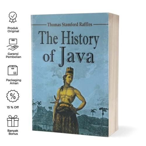 Foto Produk The History of Java dari Berdikari Book