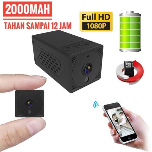 Foto Produk Spy Cam camera WIFI cctv Battery Baterai dari Asyam Weiseman