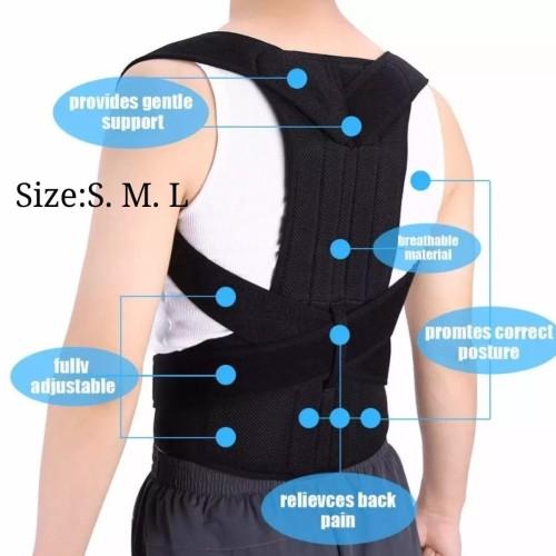 Foto Produk Alat Terapi Koreksi Postur Punggung Belt Magnetic dari Putra Jaya88