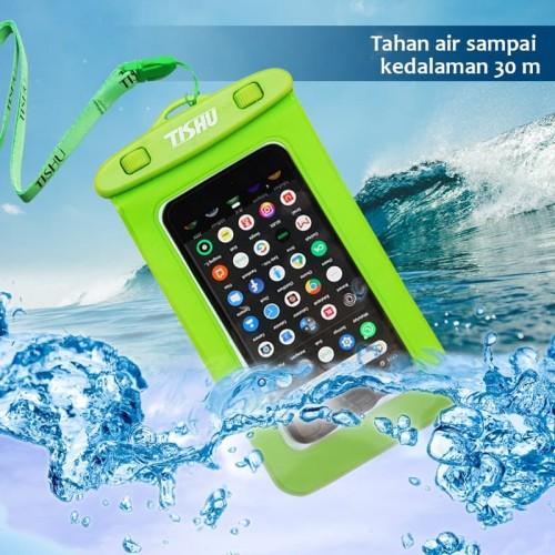 Foto Produk Waterproof Case Tishu-Casing Hp Anti Air dari indoshare_id