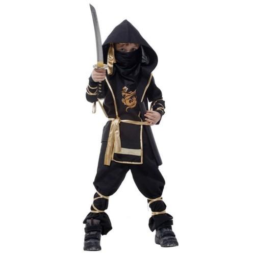 Foto Produk Kostum anak baju daerah cosplay hallowen ninja - S dari Baby Angeline Shop