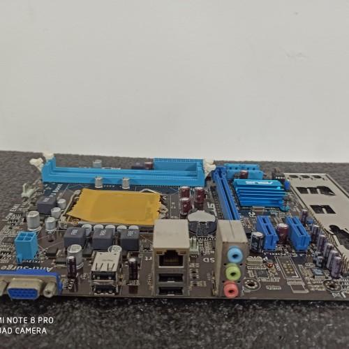 Foto Produk Mainboard h61 soket 1155 Ddr3 Asus dari sangwon