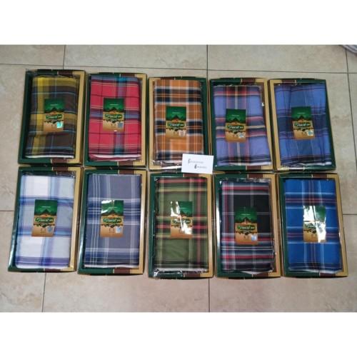 Foto Produk Sarung Atlas Favorit 500 [GROSIR / ECER MURAH] dari INDO GOODS