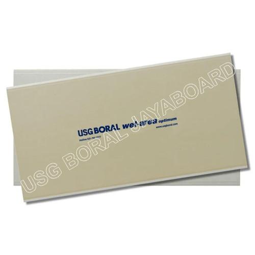 Foto Produk Plafon gypsum jayaboard/gipsum jaya board anti air/water resistant dari Depo Aplus