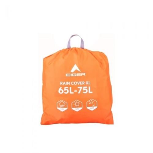 Foto Produk Rain Cover Eiger 910005463 001 Coverbag XL Flo 65L-75L Outdoor dari Okebuy Belanja Online