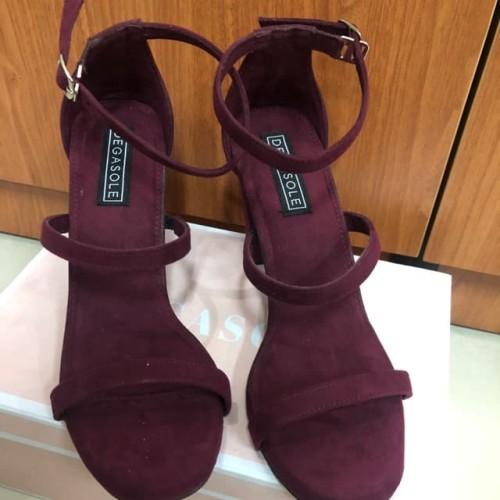 Foto Produk heels beludu dari delicia boutique