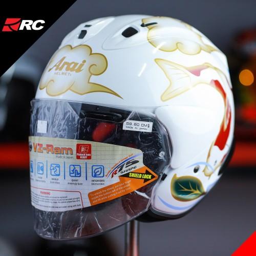 Foto Produk Arai VZ Ram Koi Limited Edition dari RC Motogarage