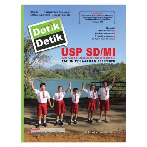 Foto Produk Detik USP SD Terbaru ta 2019 / 2020 USBN SD Penerbit Intan Pariwara dari Diaz shop depok