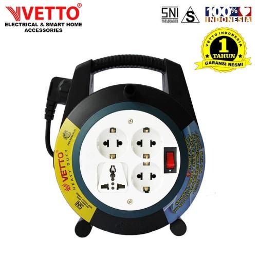 Foto Produk VETTO Box kabel Victoria Boss 10M Switch Turbo SNI - V8816 10Sw+TB dari Vetto Indonesia