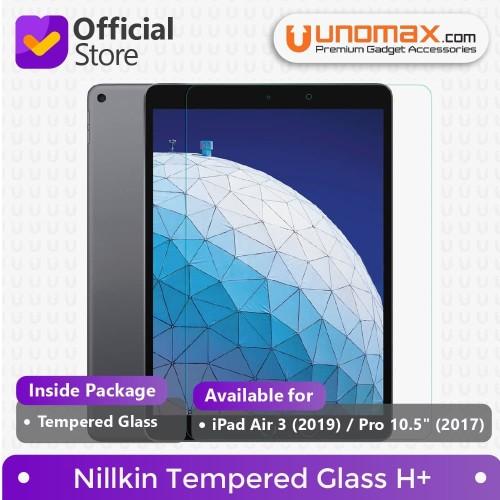 "Foto Produk Nillkin Tempered Glass Anti Explosion H+ iPad Air 3 (2019) / Pro 10.5"" dari unomax"
