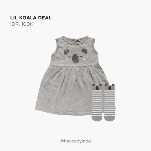 Foto Produk Hey Baby Lil Koala Deal - 12-18m dari Hey! Baby