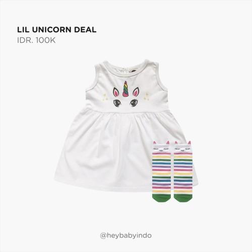 Foto Produk Hey Baby Lil Unicorn Deal - 12-18m dari Hey! Baby