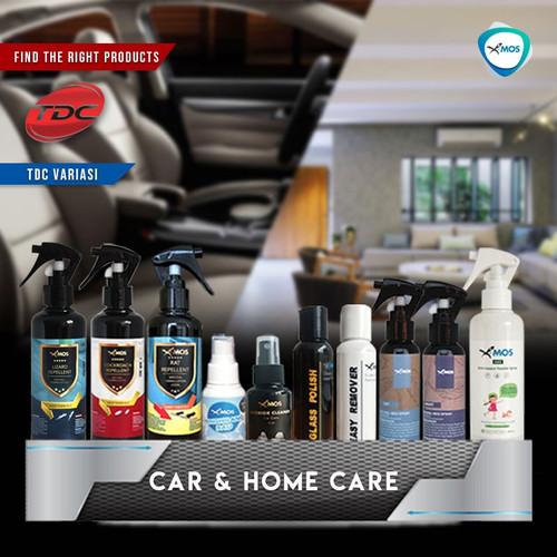 Foto Produk Xmos Car Care Perawatan Mobil Anti Jamur Perbersih Jok Penghilang Bau - Pengilang Bau dari TDC Variasi