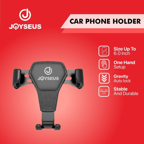 Foto Produk Car Holder Phone Holder JOYSEUS Adjustable Car Air Vent - CH0004 dari Joyseus Official Store