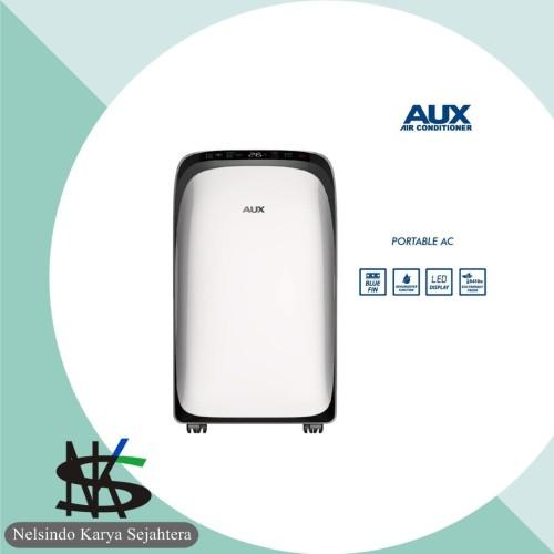 Foto Produk AC Aux Portable 1PK AM09A4/LR1 dari Nelsindo Karya Sejahtera