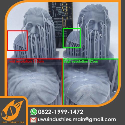 Foto Produk Jasa 3D Printing Print Resin -High Resolution (cek gambar) dari UwU Industries