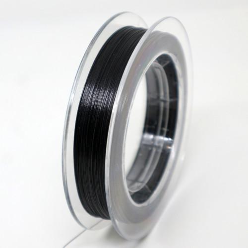 Foto Produk Senar PE x8 Falcon Uni Cord Nono Crystal 300M - Hitam, PE 1.0 0.18mm dari Falcon Indoesia