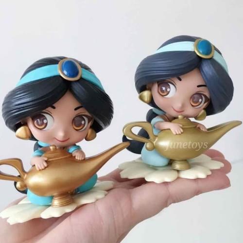 Foto Produk Jasmine Aladdin Princess Figure Qposket Sweetiny Disney Topper Cake dari CABE CABEAN5
