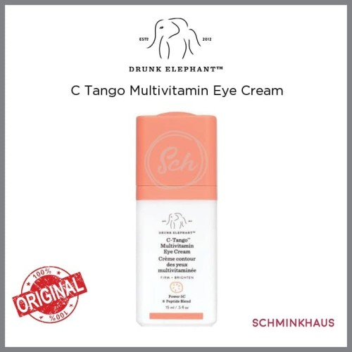 Foto Produk Drunk Elephant C-Tango™ Multivitamin Eye Cream 15ml dari Schminkhaus