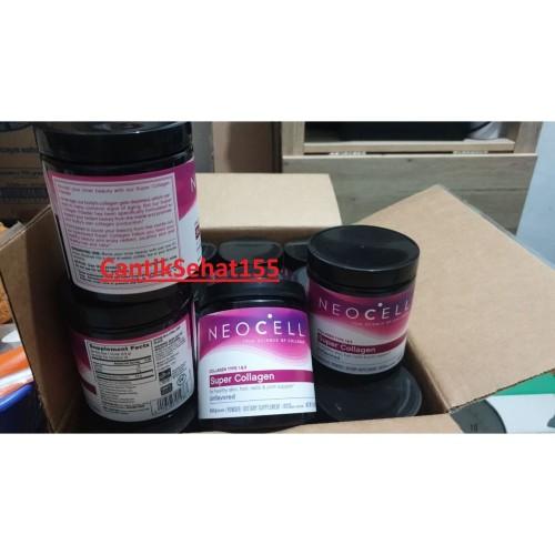 Foto Produk Neocell Super Collagen Type 1 & 3 / 6,600mg contains 198grams powder dari Cantik Sehat155