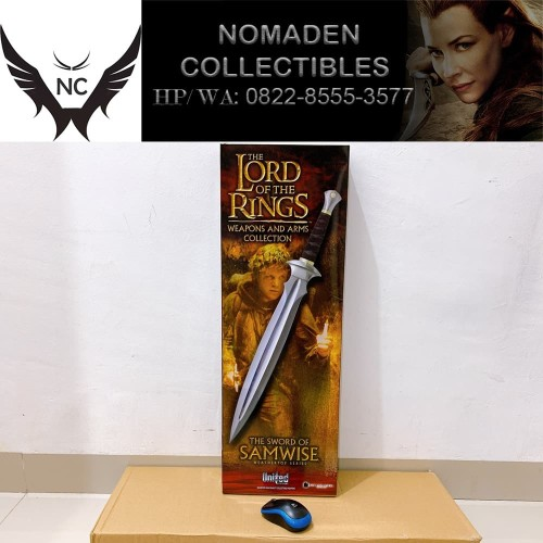 Foto Produk United Cutlery UC2614 Sword of Samwise - Weathertop Collection dari Nomaden Collectibles