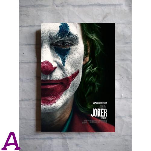 Jual Poster Kayu Hiasan Dinding Film Superhero Joker 2019 Joaquin Phoenix Gambar A Kab Purbalingga Replica Toys Diecast Tokopedia