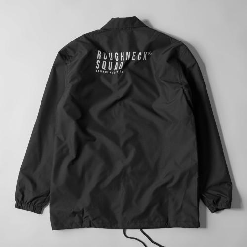 Foto Produk Roughneck CJ120 Black Coma of Euphoria Coach Jacket - L dari ROUGHNECK 1991 Official