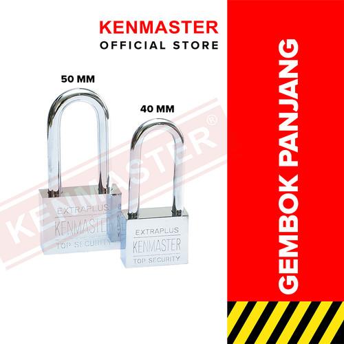 Foto Produk Kenmaster Gembok BL50L - 40L dari Kenmaster Official