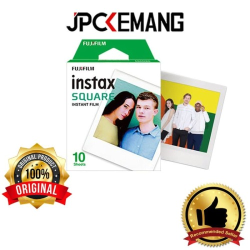 Foto Produk PAPER FILM INSTAX MINI SQUARE dari JPCKemang