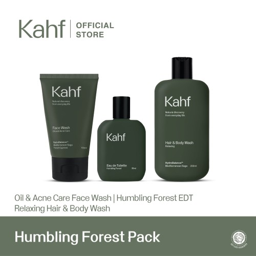 Foto Produk Special Package 9 - Kahf Humbling Forest Pack dari Kahf Official