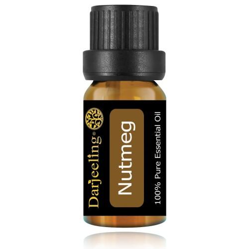 Foto Produk 10ml Nutmeg Essential Oil Minyak Pala 100% Murni dari Darjeeling Store