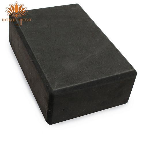 Foto Produk Balok Yoga Foam / Yoga Block Foam - Hitam dari Unique Yoga Shop