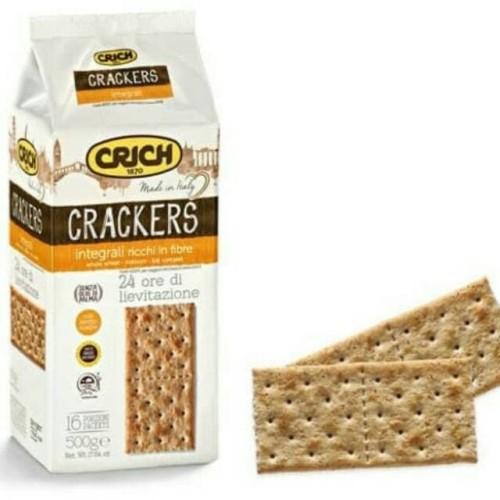 Foto Produk Crich Crackers 500gr dari Yen's Baby & Kid Official Shop