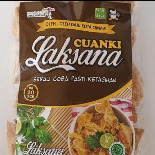 Foto Produk Reseller Cuanki Laksana 250gram dari Kuliner Khas Jabar