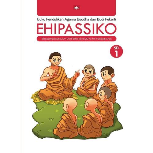 Foto Produk Buku Pelajaran Agama Buddha Ehipassiko SD1-6 - SD Satu dari Ehipassiko Foundation