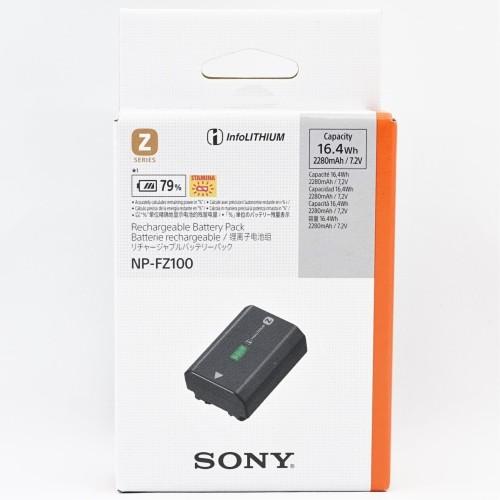 Foto Produk ORIGINAL Sony NP FZ100 Battery For Sony A7III A7RIII A9 dari Glie Cam