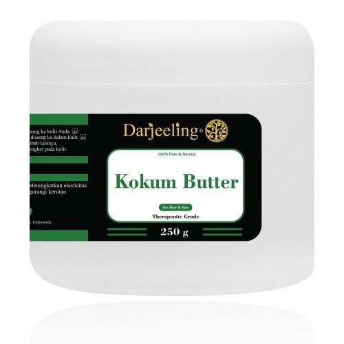 Foto Produk 250g Kokum Butter Unrefined Raw Lemak Kokum dari Darjeeling Store