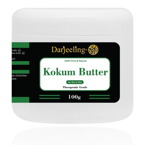Foto Produk 100g Kokum Butter Unrefined Raw Lemak Kokum dari Darjeeling Store