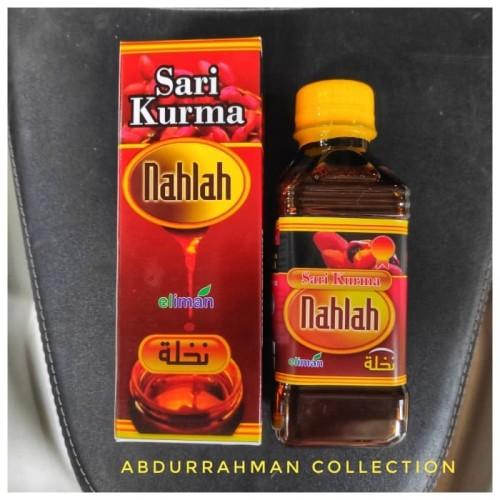 Foto Produk SARI kURMA NAHLAH PLUS kURMA AJWAH dari Abdurrahman Collection