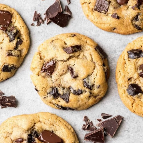Foto Produk Soft Chocolate Chip Cookies - Soft Baked Cookies By Sweetietooth - Classic dari sweetietooth