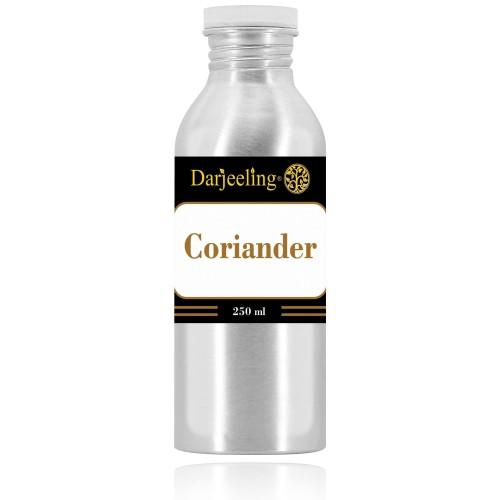 Foto Produk 250ml Coriander Essential Oil 100% Alami Minyak Atsiri Ketumbar dari Darjeeling Store
