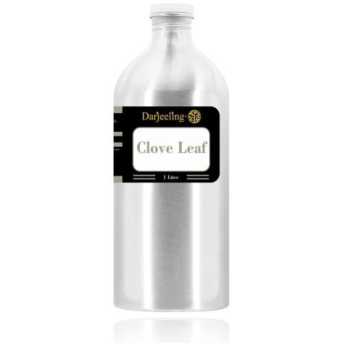 Foto Produk 1l Clove Leaf Essential Oil Minyak Cengkeh 100% Murni dari Darjeeling Store