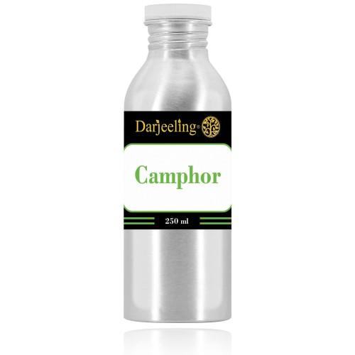 Foto Produk 250ml Camphor Essential Oil 100% Alami Minyak Atsiri Kamper dari Darjeeling Store