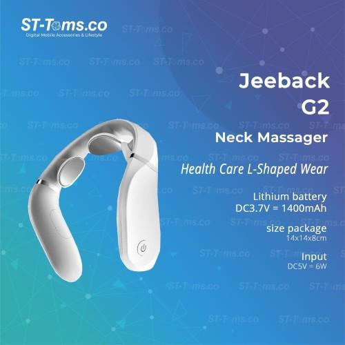 Foto Produk JEEBACK G2 Alat Pijat Leher Multifungsi Cervical Massage dari ST-Toms.co