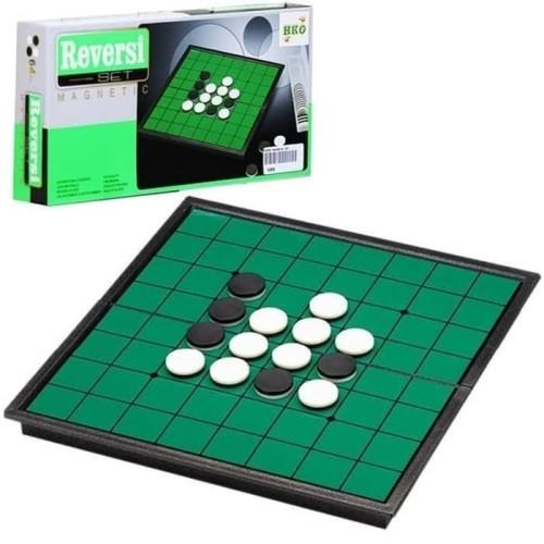 Foto Produk Mainan Edukatif Family Game - Othello Magnetic Board - Board Game dari Toylogy